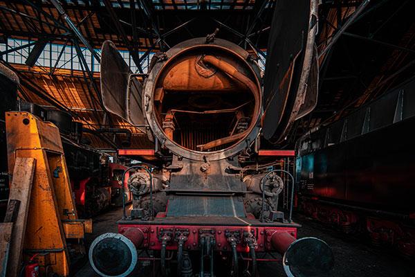 Curso de Rotura de máquinas